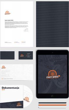FrontWheel.pl by Łukasz Ociepka, via Behance