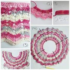 Certainly one of the most beautiful yarn crochet dresses I've ever seen, follows the pattern with video | Crochet Free