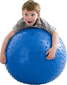 TERAPIA OCUPACIONAL INFANTIL JOHANNA MELO FRANCO: Exercícios com a Bola de terapia para as crianças parte 1