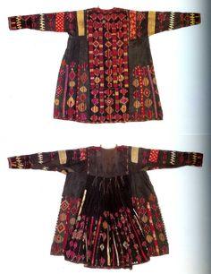 original top Waziristan - ethnic jewels