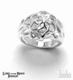 Lord of the Rings Galadriels Ring