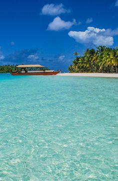 One Foot Island - Aitutaki, Cook Islands