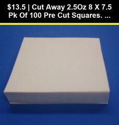OESD HeavyWeight TearAway Stabilizer 2.5oz 10 x 10yd White