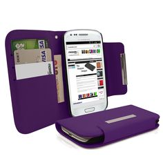 samsung galaxy s3 phone case | images of samsung galaxy s3 mini i8190 purple wallet case wallpaper