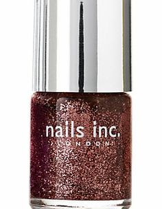 Nails Inc . 3D Glitter Nail Polish Create show-stopping nails with Nails Inc.s twinkling 3D Glitter Polish. http://www.comparestoreprices.co.uk/nail-products/nails-inc--3d-glitter-nail-polish.asp