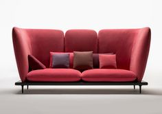 Sofa4manhattan collection. Project by BertO and Design-Apart, design by Lera Moiseeva in collaboration with Luca Nichetto.