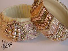 Handmade bracelets. Fair Masters - Velvet handmade bracelets. Handmade.