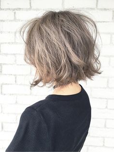 Hair color styles summer ideas for 2019 Down Hairstyles, Pretty Hairstyles, Pixie, Hair Arrange, Let Your Hair Down, Hair Color And Cut, Stylish Hair, Purple Hair, New Hair