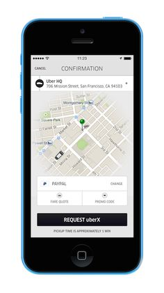 Uber now accepts PayPal | in Germany, Italy, France, the Netherlands, and the USA | $15 off your next ride
