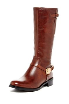 Hobart Tall Harness Boot