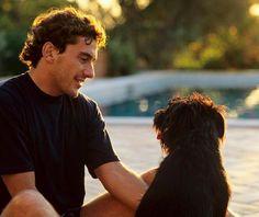 Ayrton Senna....love