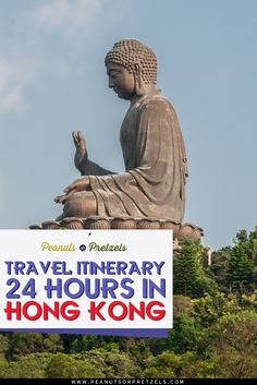 Travel Itinerary:  24 Hours in Hong Kong - Peanuts or Pretzels Travel