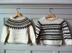 Vinter 13/14 i færøsk uld til Børnestafetten Winter 13/14 in a Faeroe Isle wool