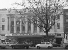 The Carlton Cinema opened in December The building sustained damage during the Easter Rising and the Civil War and eventually clo. Dublin City, A Whole New World, Movie Theater, Old Photos, Theatres, Ireland, Nostalgia, Cinema, Street