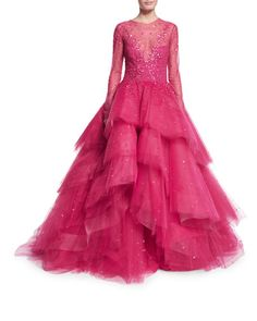 Inspiration for Huntley's gown for the Queen's Ball - only hers is red.