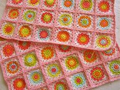 Flower Square Tutorial II