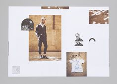 Synestesie  Art direction and design for Sixpack Synesthesie lookbook.   Photography Laetitia Hotte. 2010