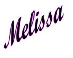melissa name graphics Girly Tattoos, Name Tattoos, Tatoos, Melissa Name, Melissa Sweet, Glitter Text, Glitter Graphics, First Names, Glitter Tattoos