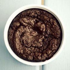 Clean Eating Dessert Recipes: Single Serve Brownie
