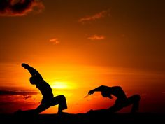 Enjoy yoga classes to complement the massages and treatments in Puri Santrian, Sanur, Bali.
