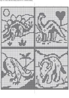 WitchWolfWeb Creations Charts: Little Dino Charts Crochet Dinosaur Patterns, Tapestry Crochet Patterns, Knitting Charts, Knitting Stitches, Knitting Patterns, Cross Stitch Bookmarks, Cross Stitch Patterns, Crochet Squares Afghan, Knitting For Kids