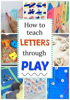 Awesome Alphabet Activities for Preschoolers