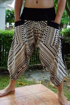 Excited to share this item from my shop: Samurai Pants Men's Fahion Harem Pants Yoga Pants Casual Cotton Bottoms Fashion Pants, Mens Fashion, Samurai Pants, Harem Pants, Yoga Pants, Vogue Patterns, Sewing Patterns, Jacket Pattern, Apparel Design