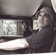 Dale and Glenn