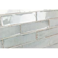 "Ivy Hill Tile Moze 3"" x 12"" Straight Edge Ceramic Singular Subway Tile | Wayfair Gray Tile Backsplash, Grey Tiles, Kitchen Backsplash, Kitchen Room Design, Kitchen Ideas, Coastal Interior, Interior Design, Ceramic Subway Tile, Basement Ideas"