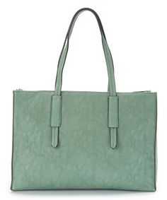 Loving this Christian Livingston Green Everyday Tote on #zulily! #zulilyfinds