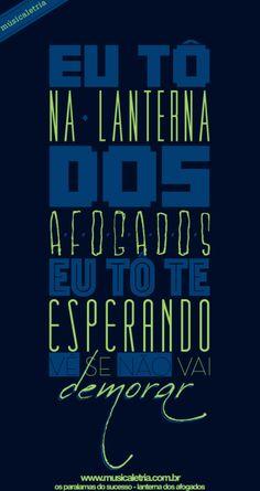 lanterna dos afogados - os paralamas do sucesso curta no facebook: Músicaletriasiga no instagramcompre nossos produtos na Stickeria