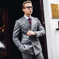 """3,945 Likes, 56 Comments - The Tailored Man (@the.tailored.man) on Instagram: """"I have admired @Scabal for a long time, why? Well there isn't many suiting brands left in the world…"""""""
