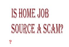 Wondering if #WorkAtHome jobs are #Legit? Have a read of this post. http://snip.ly/ds1yg