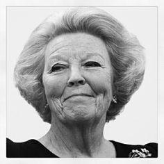 Queen Beatrix. Thank U ♥