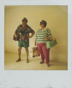 how did duane hanson create such hyper-realistic sculptures of tourists and sunbathers?   read   i-D