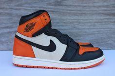 84d34044eea491 Men s Nike Air Jordan 1 Retro OG High Shattered Backboard Size 8 555088 005   shoes