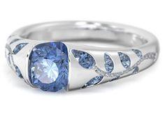 Vine ring | Eva Martin Jewelry