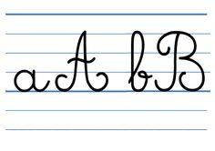 Alphabet (affichage)