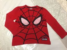 Boys #spider-man top #2-3years,  View more on the LINK: 	http://www.zeppy.io/product/gb/2/262426084731/