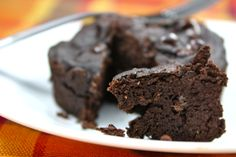 """""""All for One"""" Grain Free Chocolate Cake - Foodie Fiasco"""