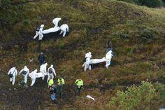 [VÍDEO y FOTOS] Brasil ofrece aviones para traslado de víctimas...