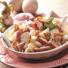 German Red Potato Salad Image