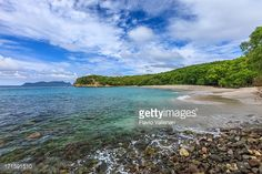 Anse La Roche Beach is the most scenic beach on Carriacou Island with coral reefs just offshore. The beach is secluded and unspoilt and is accessible only by sea or through a forest trail. It lies at...
