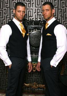 The mangiatti twins