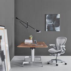 So individuell wie Ihre Bedürfnisse - #hermanmiller #aeron #chair Die Sitzmöbeltechnologie für Ihr modernes Büro. #dasganzebuero