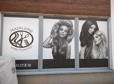 Wykonujemy reklamy dla salonów fryzjerskich #fryzjer #reklama  www.b-6.pl #poznań