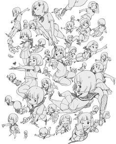 아틈의 새로운 강사, 박리노[리노참치] 님의 인체드로잉 수업이 시작됩니다! : 네이버 블로그 Animation Reference, Drawing Reference Poses, Drawing Skills, Drawing Poses, Manga Drawing, Figure Drawing, Drawing Sketches, Sketch Poses, Art Drawings
