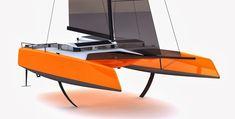 Catamaran Racing, News & Design. F18, A-Cat, Tornado, AC45, Americas Cup, AC72, F16, A-Class Worlds. Foiling, GC32, Nacra 17, Olympics, Gunboat