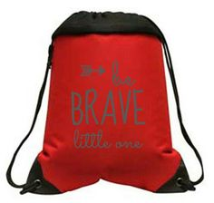 Be Brave Little One Backpacks $15.95   www.chdproject.com  #iheartjakob  #chdawareness  #heartwarrior #heartmom #chdkid #chdkids #chdawarenesstshirts  #chdtshirts #chdshirts #miraclebaby  #miraclebabies #miraclebaby  #backpack #backpacks #tshirt #tshirts #toddler #toddlers #toddlerlife #baby #babies #purple  #red  #black