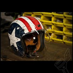 Helmet Star America